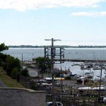 View Over Portsmouth August 2006