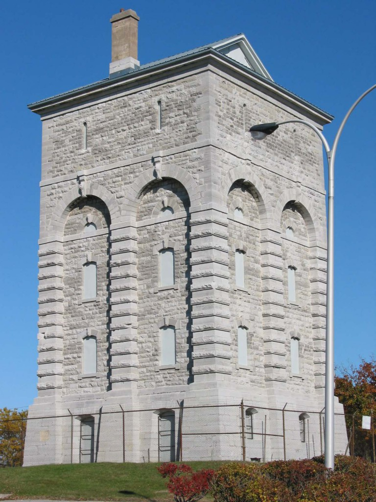 KP Watertower