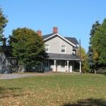 Kingston Penitentiary Farm House