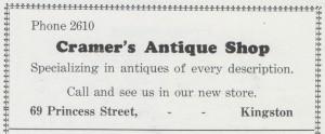 Souvenir Programme 1929