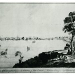A View of Cataraqui on the Entrance of Lake Ontario