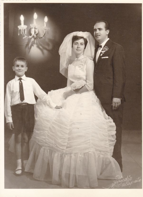 Maria Triada Karkoulis and Peter Karkoulis's Wedding photo