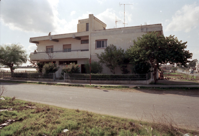 Andreas and Cleo's house in Ammohostos.
